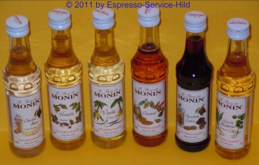 Monin Kaffee Set Sirup